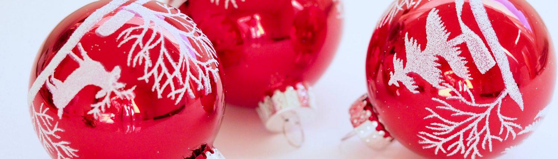 red ornaments Endow Iowa Tax Credit