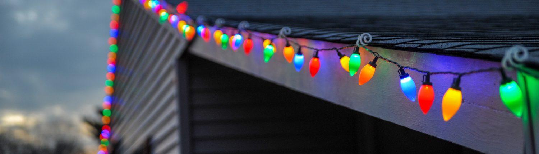 lights on roof
