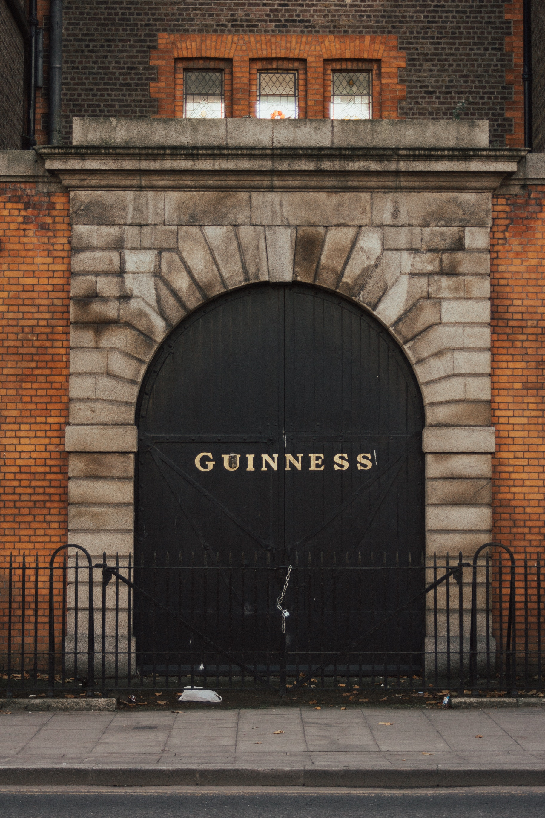 Guinness door