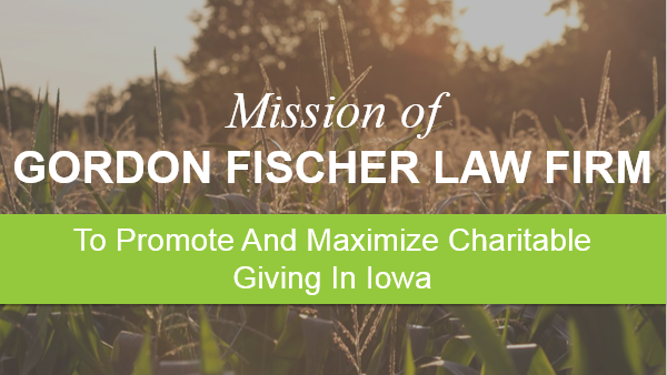 Gordon Fischer Law Firm mission