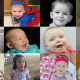 Babies faces in a grid - Healthy Birth Day