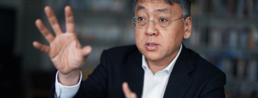 Kazuo Ishiguro author