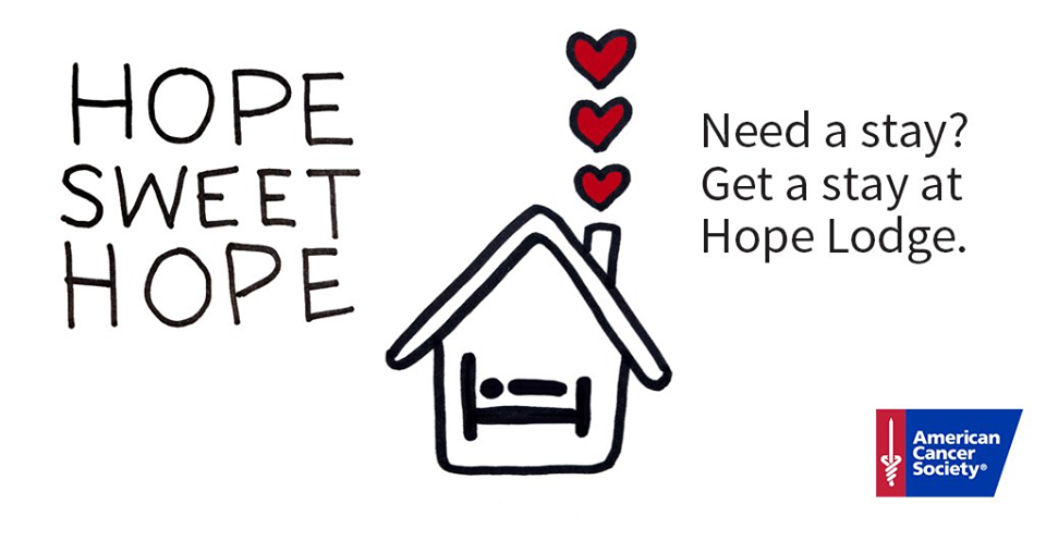 Hope Lodge; Hope Sweet Hope