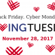 #GivingTuesday Nov. 28