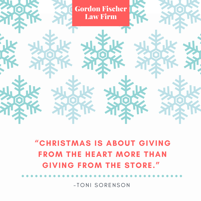 25 Days of Giving: 9 Quotes to Inspire Charitable Gifts - Gordon ...