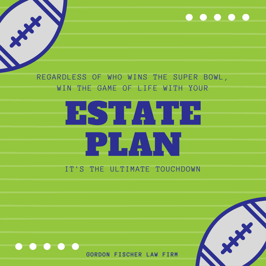 football estate plan