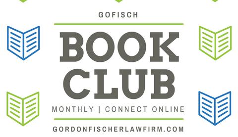 GoFisch Book Club Flyer