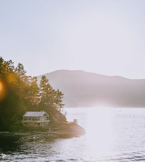 minnesota lake house