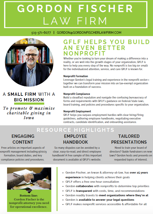 Build a better nonprofit
