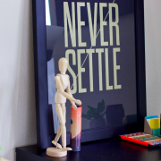 never settle ethics picture